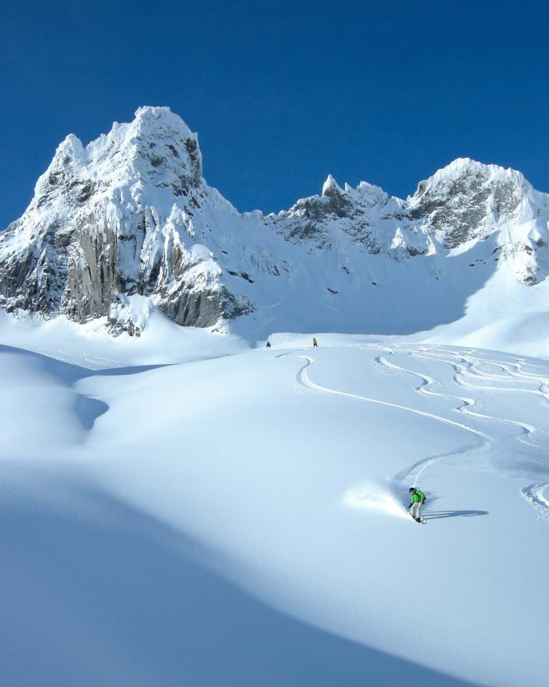 Whistler: Whistler Heli-Skiing