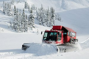 Cat skiing backup – A good idea?