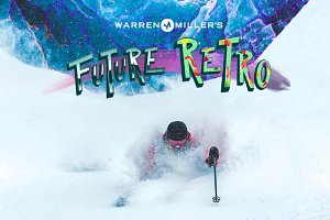 Warren Miller Future Retro Ski MOvie