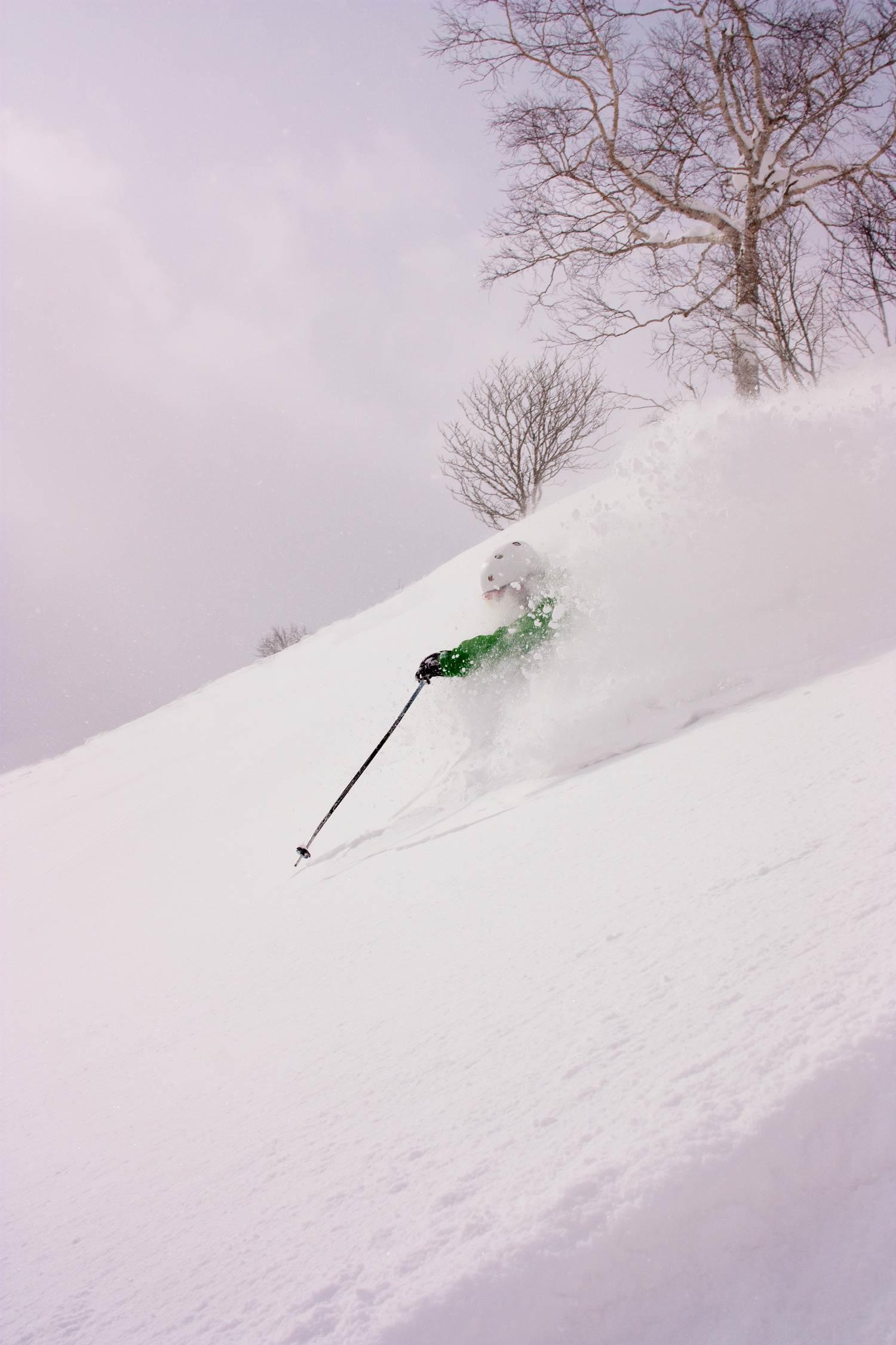skifahren japan hokkaido