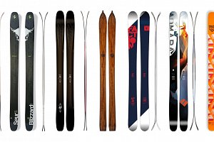 Powder Skis 2017